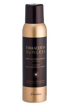 Which Self Tanners Are Worth the Buy?: Guerlain's Terracotta Self-Tanning Spray for the Body, $64