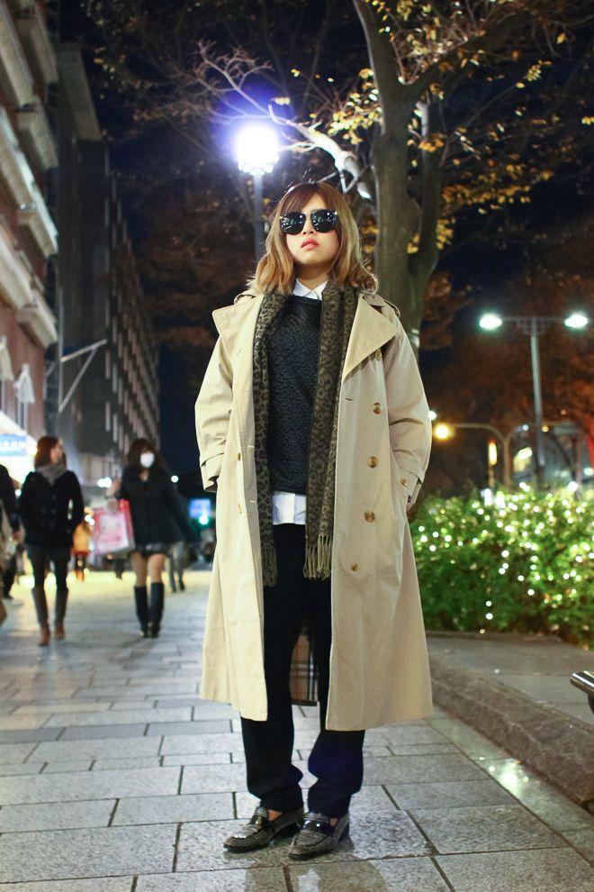 ストリートスナップ原宿 - 祐子さん | Fashionsnap.com
