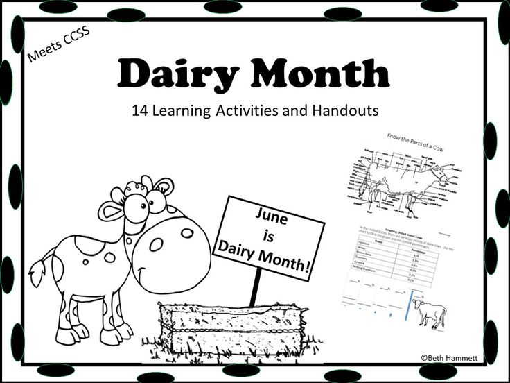 Pin on June Is Dairy Month