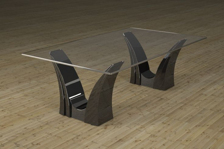 Articolo 3EA-25     Tavolino da salotto Apollo - Finitura: laccato nero lucido.Misure: cm 110 x 65 - Altezza cm 37  - Peso: Kg.45 -Vetro: rettangolare -  temperato - extrawhite - filo lucido - spessore 1 cm