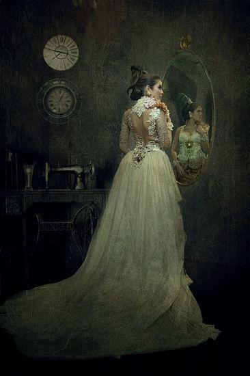 art of Kebaya-Indonesian traditional wedding dress