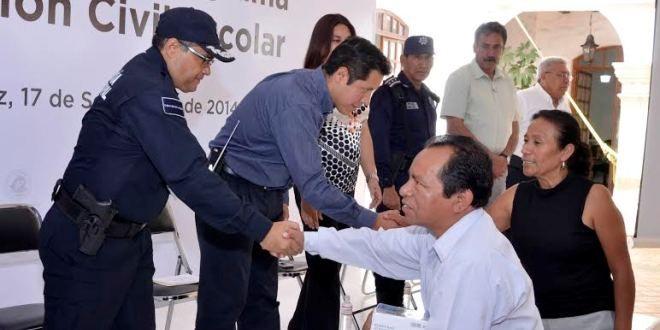 Oaxaca Digital | Arranca Municipio de Oaxaca Programa de Protección Civil Escolar