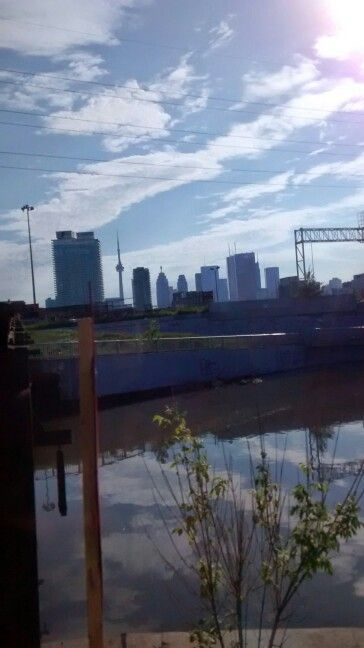 There it is!