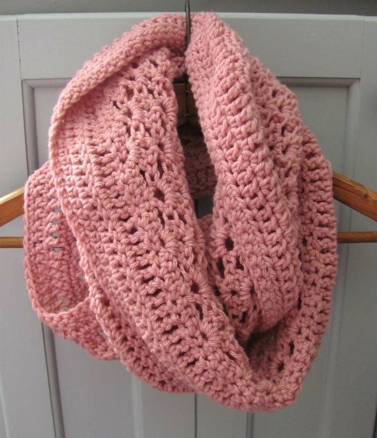 30 Fabulous and Free Crochet Scarf Patterns -