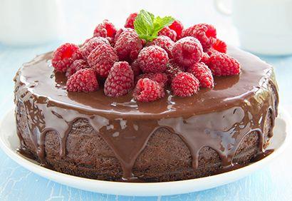 Gâteau au fauxmage et au chocolat