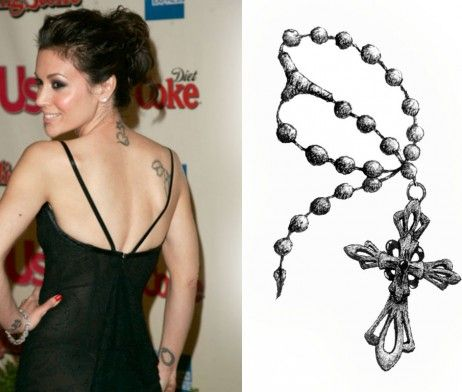1000 images about alyssa milano tattoos on pinterest for Design milano