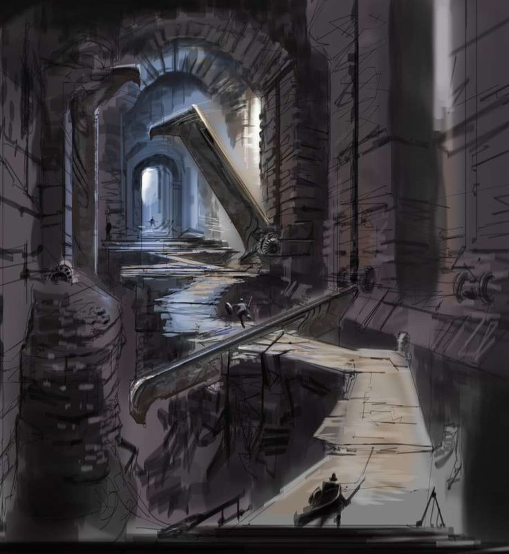 Prettiest Places Skyrim: 123 Best Images About Castle & Temple Concept Art On Pinterest