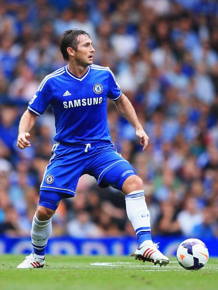 ~ Frank Lampard of Chelsea FC against Hull City Tigers ~