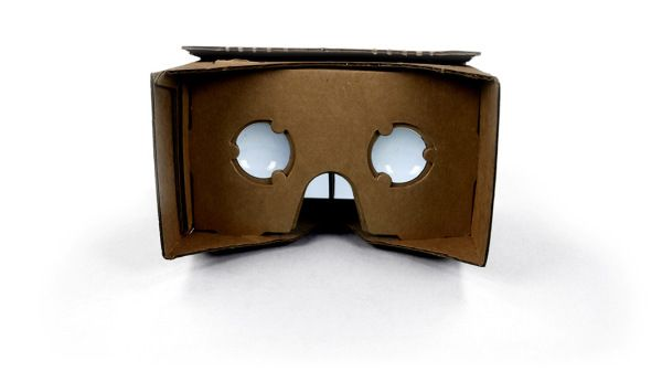 Oculus Rift cardboard alternative