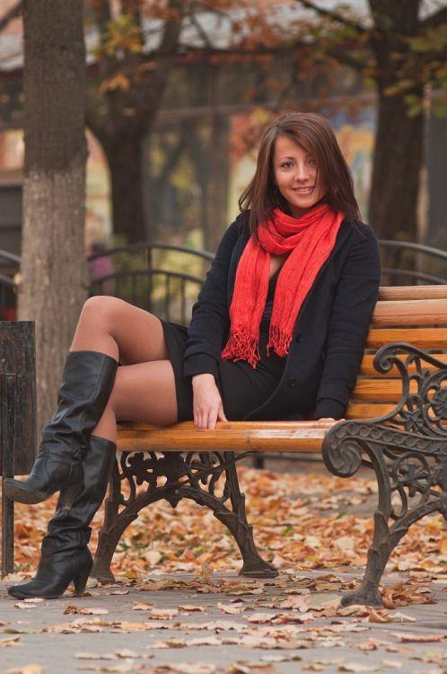 Hot stocking pics