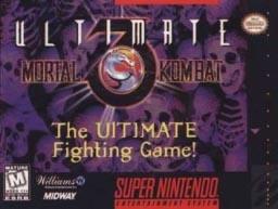 Ultimate Mortal Kombat 3 SNES