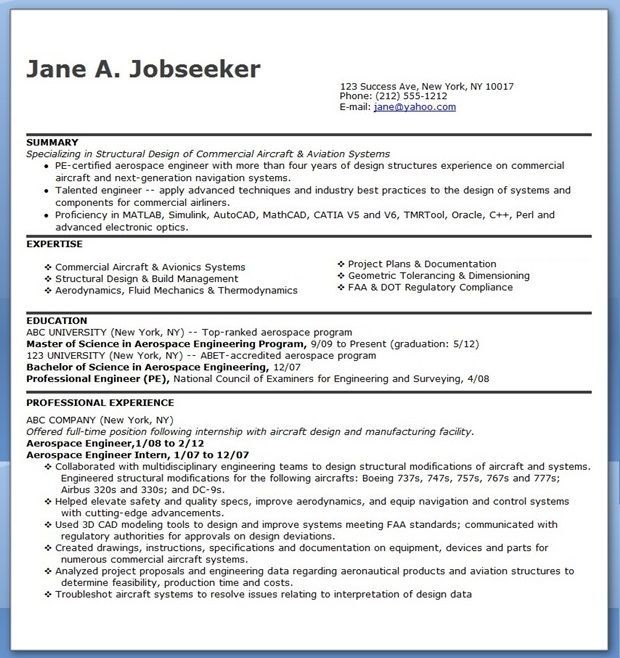 See more here: https://www.sunfrog.com/search/?53507&search=aerospace+engineer  Aerospace Engineer Resume Sample