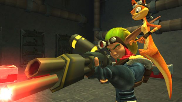 Jak And Daxter 2, 3 And Jak X: Combat Raceing Find Their Way Onto PlayStation 4 Next Week