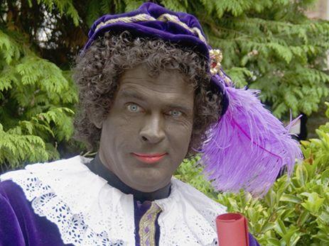 """Zwarte Piet spreekt: """"Ik heb de op één na mooiste baan van Nederland."""""""