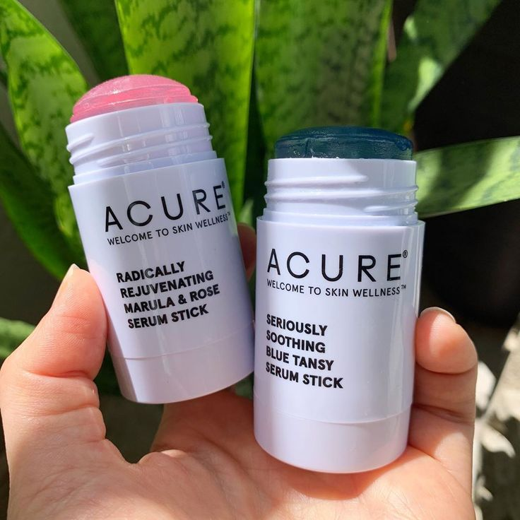 """ACURE On Instagram: """"NEW💘💘 Stick It To Dull/dry Skin With"""