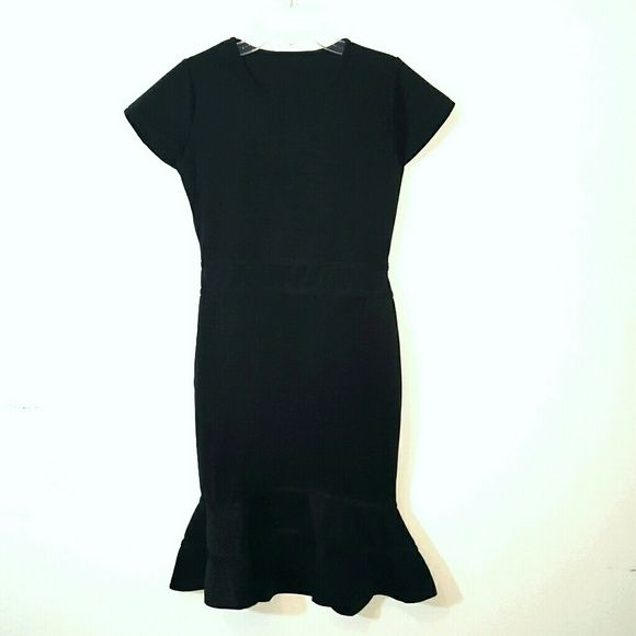 Black mermaid dress LDB with flare! Two available. M & L. this item runs small. Dresses Midi