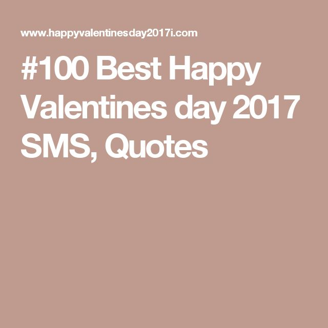 25+ Best Ideas About Happy Valentines Day Sms On Pinterest