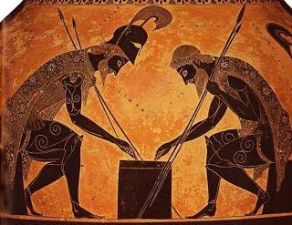 """Artes 1""""O"""": Arte grega"""
