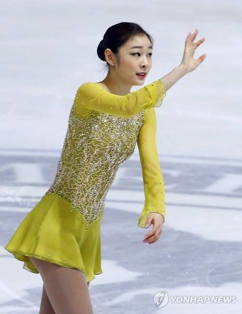 (4) 김연아