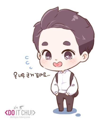 Pororo Cute Wallpaper 33 Best Do Kyungsoo D O Chibi Images On Pinterest