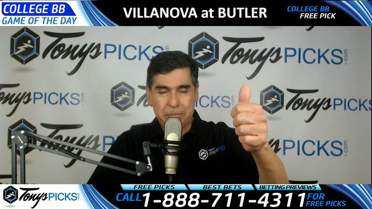 Villanova Wildcats vs. Butler Bulldogs Free NCAA Basketball Picks and Pr...