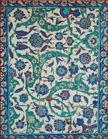 İznik tiles More