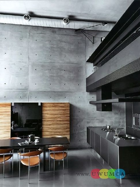 Kitchen:New Modern Kitchen Layout Styles And Interior Designs Colors Backsplash Countertops Island Remodels Small House Space Ikea Concrete ...