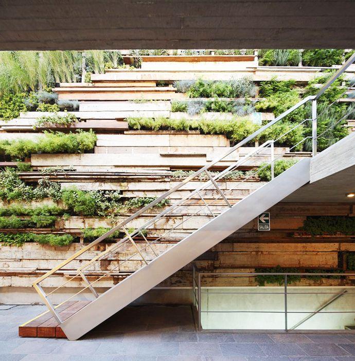 Zentro Office Building and Commercial by Gonzalez Moix Arquitectura   DesignRulz.com