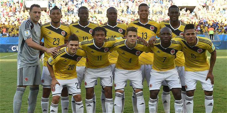 Selección Colombia Brasil 2014