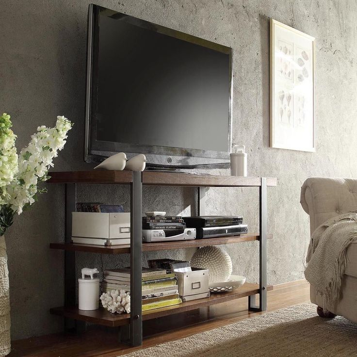 Small Coffee Tables Home Bargains: 17+ Ideas About Reclaimed Wood Tv Stand On Pinterest