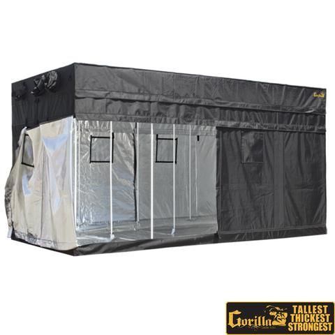 Gorilla Grow Tent 8u2032 X 16u2032 Grow Tent - GrowersLights  sc 1 st  Pinterest & 14 best Grow Room Setup images on Pinterest | Room setup Grow ...