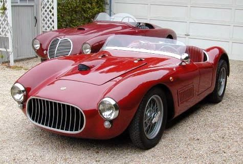 1952 Fiat Stanguellini 1100 Sport Internazionale Roadster