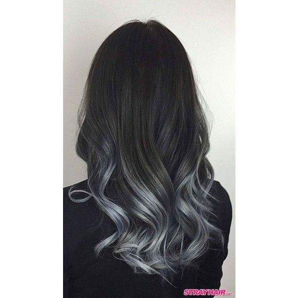 1000+ ideas about Ombre On Black Hair on Pinterest