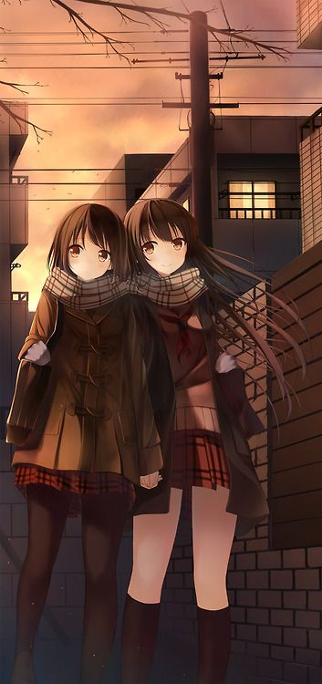 Twins in animes are so great!