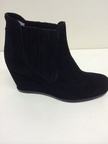 1 Addiction Kline - D -  Addiction Kline ankle boot in Suede Black and Taupe.   Sizes range 36-41.