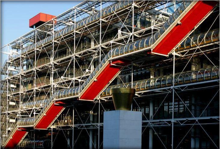 AD Classics: Centre Georges Pompidou / Renzo Piano + Richard Rogers
