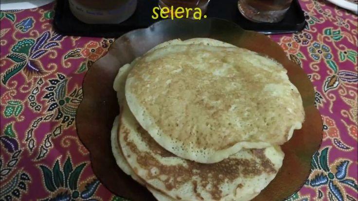 Resep Pancake a la kitchen pabo :D