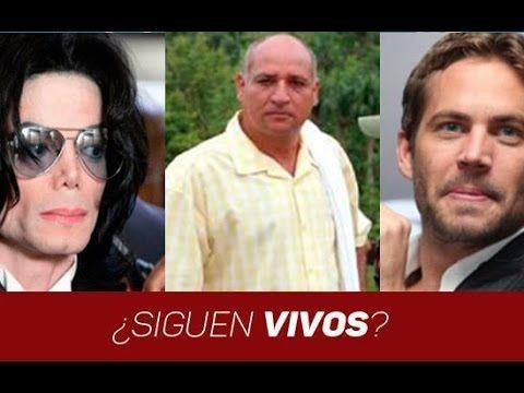 famosos que murieron