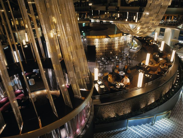 Atrium Bar, 35th Floor, Sofitel Melbourne