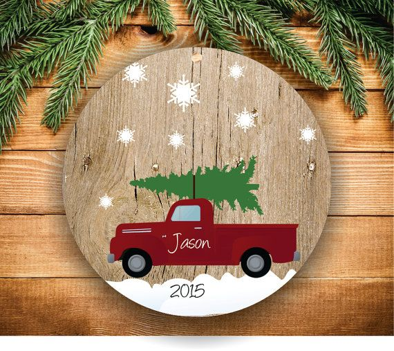 Best 25 personalized christmas ornaments ideas on for Engagement christmas tree ornaments