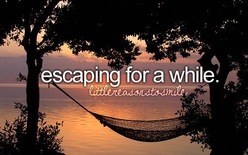 Doesn't everyone love this?: Water, Beaches, Remember This, Favorite Places, Hammocks, Sunsets, Beautiful, Lakes, Saturday Quotes