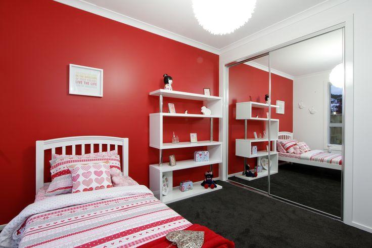 Karinga Show Home Girls Bedroom