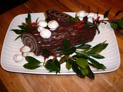 Whether it is known as a Yule Log, Buche de Noel or Ceppo di Natale, this glorious dessert is classic holiday fare. I made my first one the...
