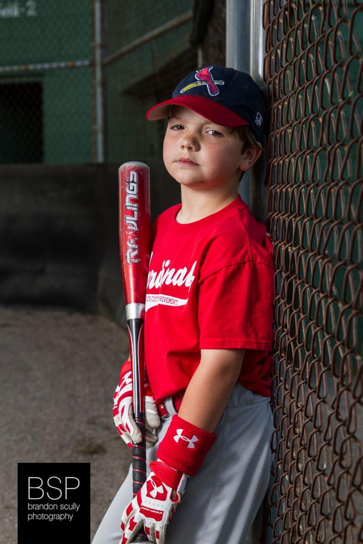 Little League Baseball, sports portrait, strobist, flash photography