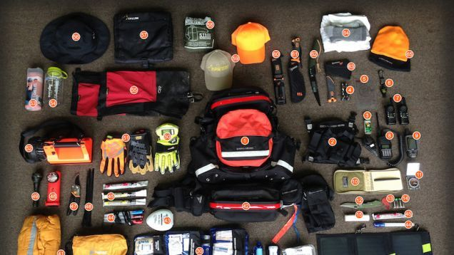 Working for search and rescue is no easy task, and when your job is to go out and save people, you need the right gear not just for yourself, but also other people. Reader Zany Z's shares his pack.