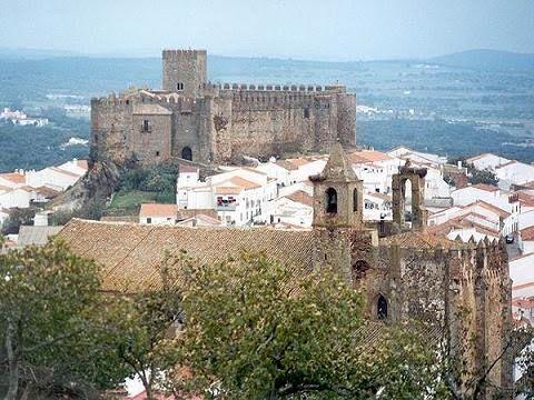 Segura de León #Badajoz #Extremadura, Castillos y Palacios.