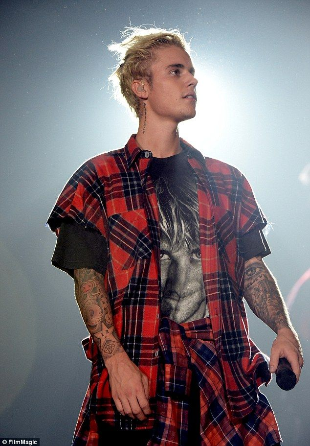 Justin Bieber kicked off the North American leg of his Purpose world tour donning a collection of custom pieces curated by his stylist, Karla Welch, and designed by Jerry Lorenzo of Fear of God