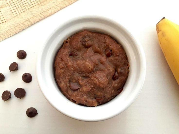 Flourless gooey chocolate mug cake - 277 cals  Recipe here: https://www.healthymummy.com/recipe/flourless-gooey-chocolate-mug-cake/?lbwref=83&utm_content=buffer97310&utm_medium=social&utm_source=pinterest.com&utm_campaign=buffer