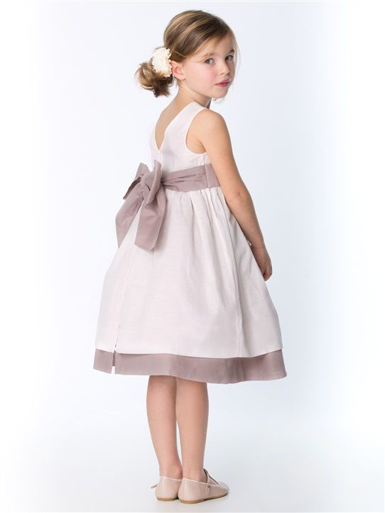 cyrillus little girls clothes pinterest robe mariage and wedding. Black Bedroom Furniture Sets. Home Design Ideas