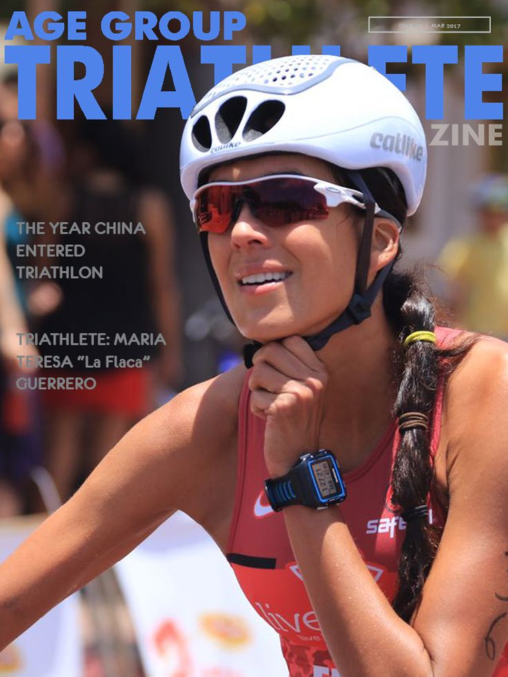 Get the latest and ALL Age Group Triathlete Magazine issues for free this month. App available on the iTunes and Google Play app stores #flacagurrero